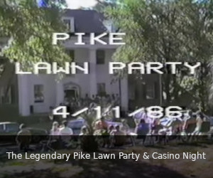 Pike lawn party and casino night